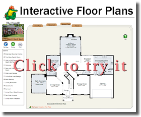 Interactive Floor Plans Demonstration